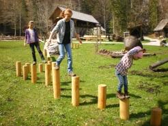 Kinderklettergarten